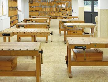 Workshop room in Niederalteich