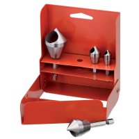 Crosshole Countersinks, 4-Piece Set