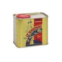 Laque incolore à base d'huile, Le Tonkinois, 500 ml