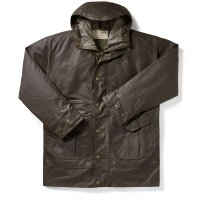 Filson All-Season Raincoat, Orca Gray, rozmiar L