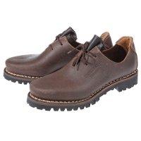 Bertl Haferl Shoe, Narrow Design, Size 43
