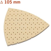 useit-Superpad P Delta 105 mm, P 240, 10-Piece Set
