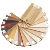 Set d'échantillons de bois asiatiques