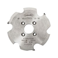 Lamello P-System Profile Groove Cutter, Diamond-tipped