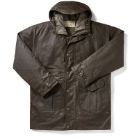 Filson All-Season Raincoat, Orca Gray, Size M