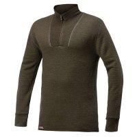 Woolpower Sweater, Green, 400 g/m², Size L