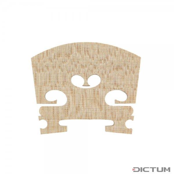 Teller Bridge German, Best Quality, Unfitted, Viola, 45 mm