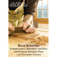 Handscraper: Understanding, Preparing and Using the Ultimate Finishing Tool