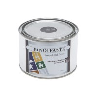 Linseed Oil Paste Burnt Umber