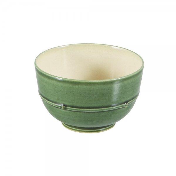 煎茶碗,竹制装饰