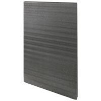 Inserts en mousse dure Kaizen, noirs, épaisseur 30 mm