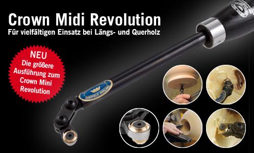 Crown Midi Revolution