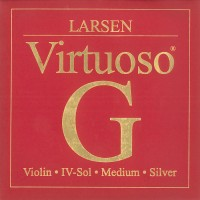 Larsen Virtuoso Strings, Violin 4/4, Set, E Ball