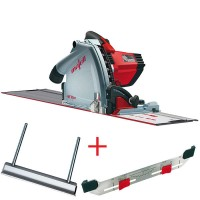 MAFELL Plunge-cut Saw MT 55 CC MaxiMAX in T-MAX with Guide Rail F 160