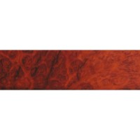 Australian Precious Wood, Square Timber, Length 120 mm, Red Mallee