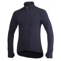 Woolpower Cardigan, Dark Navy, 400 g/m², Size XL