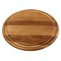 Cutting and Serving Board, Round