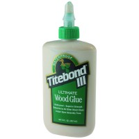 Titebond III Ultimate Wood Glue, 237 g