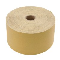 3M Gold Self-adhesive Abrasive Paper, Roll, 80 Grit