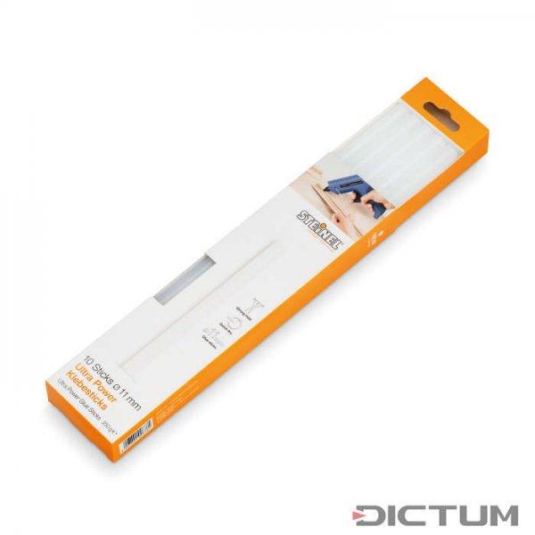Bastoncitos adhesivos Ultra Power, 11mm, 10unidades