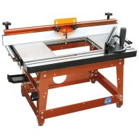UJK Compact Router Table, Cast Iron Table Top