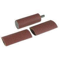 Manchons abrasifs pour abrasif N° 130, grain 80