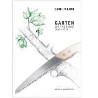 Catalogue Outils de Jardin 2017/2018  (Version allemande)
