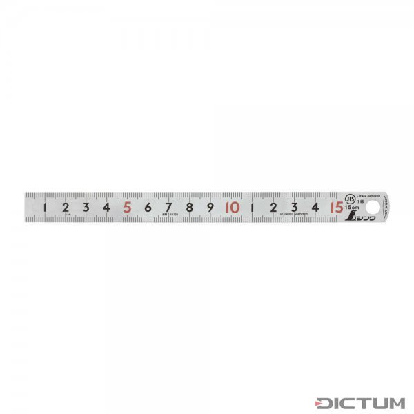 Shinwa Precision Rule, Pickup, 150 mm
