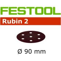 Festool Sanding Discs STF D90/6 P120 RU2/50