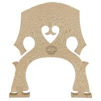 Aubert Bridge No. SA5, Adjustable, Fitted, Cello 1/2, 74 mm, Low