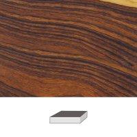 Legno ferro del deserto, blocco, 120 x 40 x 30 mm