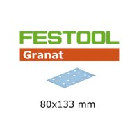 Festool Abrasive Sheets STF 80 x 133 P80 GR/50