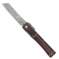 Folding Knife Higo-Style Suminagashi