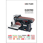 Dictum Elektrowerkzeuge und Maschinen Katalog Cover