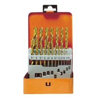 Twist Drill »ECO«, Metal, 19-Piece Set