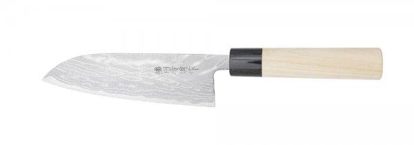 Hayashi Hocho, bez pochwy drewnianej, Santoku, nóż uniwersalny