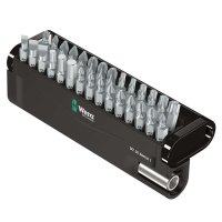 Wera Standard Bit Set in Bit-Check, 30-Piece Set