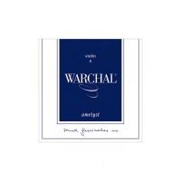 Jeu de cordes Ametyst de Warchal, violon 4/4, E boule