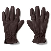 Filson Original Deer Gloves, Brown, taille XL