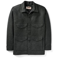 Filson Mackinaw Wool Cruiser, Charcoal, Größe XL