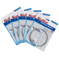 Axcaliber Bandsaw Blades, 1790 mm, 5-Piece Set