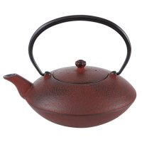 Teapot Hiragata Hada