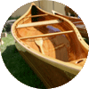 Workshop impressions on Boatbuilding: Canadian Canoe at DICTUM