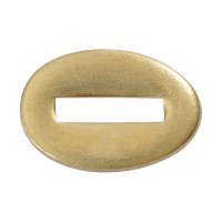 Brass Bolster, Blade Thickness 3.2 mm