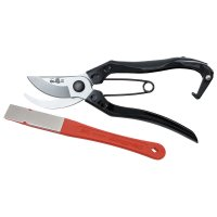 Pruning Shears Kijo and DMT Diamond Mini Hone