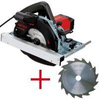 SET: MAFELL Portable Circular Saw KSP 55 F + extra TCT rip cut saw blade AT 16