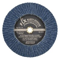 Eisenblätter FIX KLETT Cool Top Flap Disc, 115 mm, Grit 40