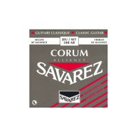 Cordes Savarez Corum Alliance, guitare, tension standard 500 AR