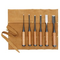Dovetail Chisel, 6-Piece Set