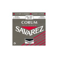 Savarez Corum Alliance Saiten, Gitarre, 500AJ High Tension